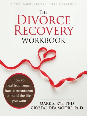 cover image of The Divorce Recovery Workbook